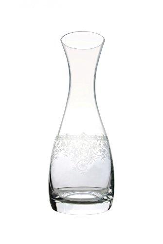 UNIVERSAL Serie €žLuccaâ €œ (Vetro Trasparente * Pantograghie * Spuelmaschinenfest * Caraffa, 750 ml)