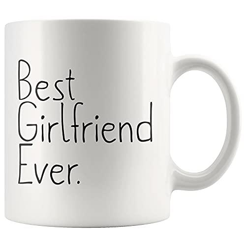 Regalo para novia, regalo único para novia, mejor novia o para regalo de cumpleaños, regalo de Navidad, idea de regalo de novia, taza de té y cartel de las medias