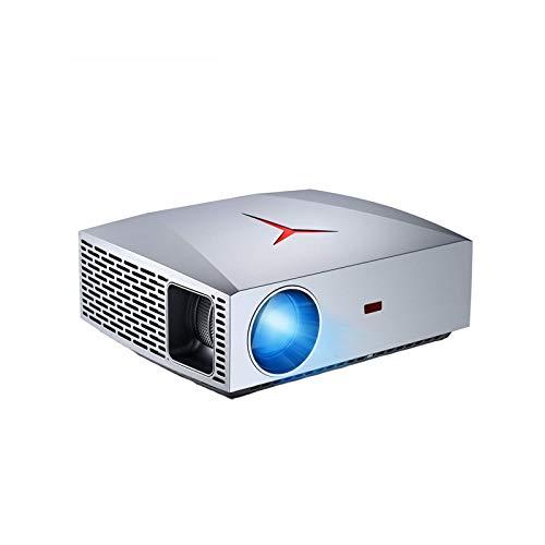 SHUNFENG-EU Proyector WiFi Full HD 1080P Proyector 3D 4k True HD...