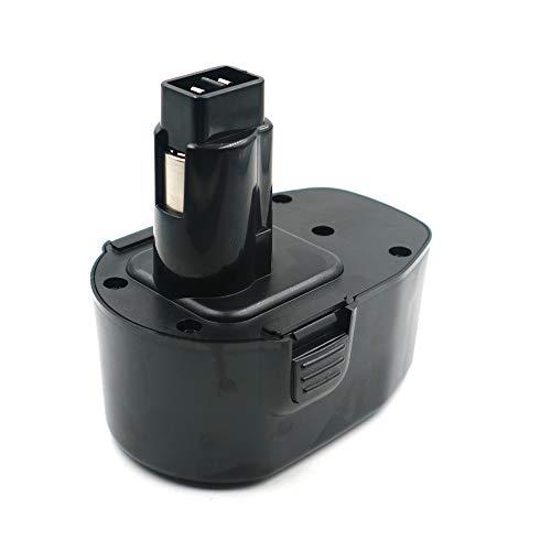 Heshunchang batería Repuesto 14.4V 2.5Ah para Black & Decker Black & Decker A9262 A9267 A9276 A9527 PS140 PS140A KC144BP