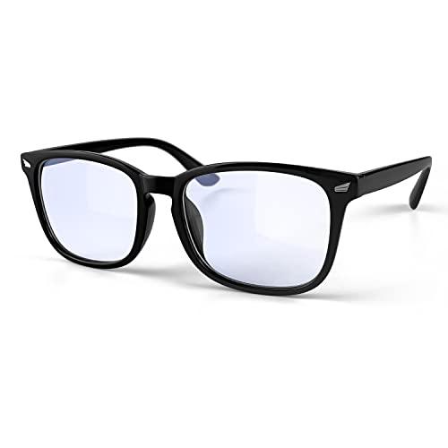 xiapai Gafas Luz Azul, Gafas Filtro Azul, Gafas de Cerca Hombre y Mujer, Gafas Anti-Azules, Gaming,Tablet, Lectura,Gafas Luz Azul, Gafas con Filtro de luz Azul