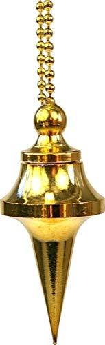 Pendel Um Wiederzufinden Goldenes Messing