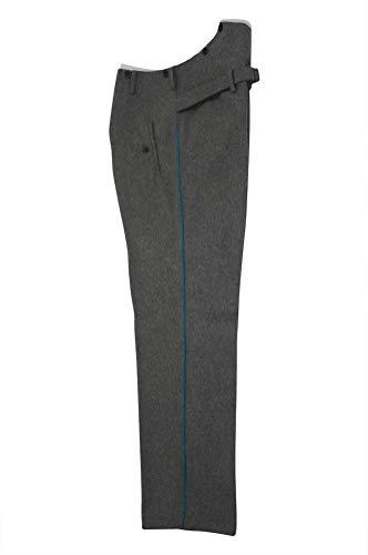 militaryharbor WW2 WWII - Pantalones de Lana para Hombre, diseño de Equipo...