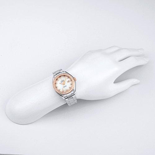 [オメガ] 腕時計 シーマスター アクアテラ コーアクシャル自動巻 ダイヤ 231.25.34.20.55.003 並行輸入品 シルバー