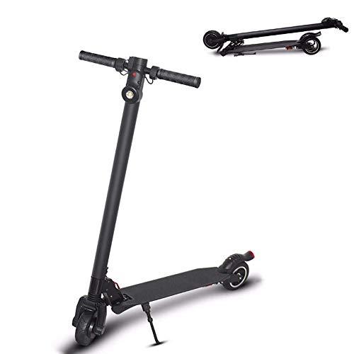 ZTBXQ Regalo Deportivo Ideas Scooter eléctrico Plegable E-Scooter 6 Pulgadas Batería 7.8Ah...