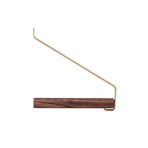 Axdwfd Baldas flotantes Toalla De Colgante De Pared, Tablero Colgante Pared Decorativa Estilo Nórdico Pared Pared Colgante Soporte (Color : B)