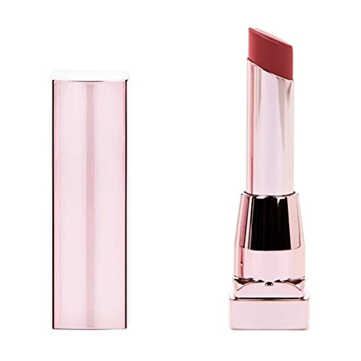 オークデンマーク語ラケット(3 Pack) MAYBELLINE Color Sensational Shine Compulsion Lipstick - Scarlet Flame 090 (並行輸入品)