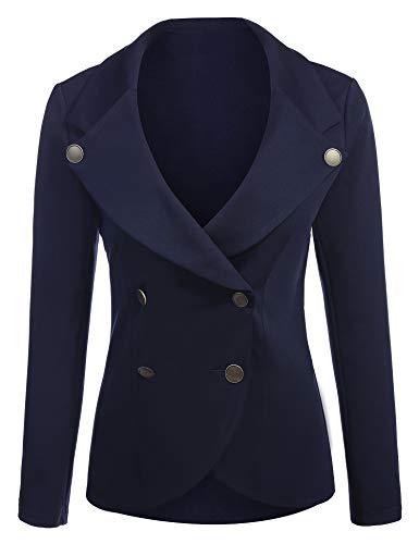 COOFANDY Mens Gold Suit Jacket Blazer Stylish Two Button Lapel Dress Suit Tuxedo