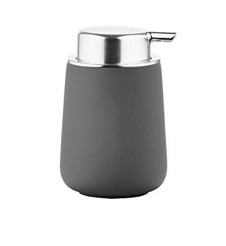 Zone Denmark Soap Dispenser Nova ® Grey by bovictus