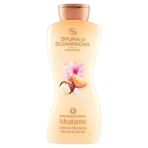 Moisturizing creamy body wash 650 Ml