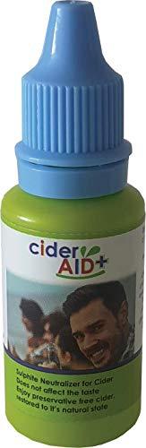Cider Aid | Schwefelentferner | natürlich | Laborgetestet (3er-Pack)