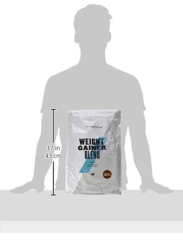 Myprotein Impact Weight Gainer Chocolate Smooth, 1er Pack (1 x 2.5 kg) - 3