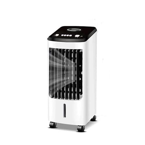 N / B Condizionatore d'Aria Portatile, Dispositivo di Raffreddamento ad Aria Personale, con Serbatoio d'Acqua da 400 ml e 3 velocità, per Camera, Ufficio, dormitorio, Camera da Letto