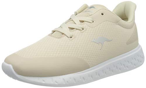 KangaROOS Damen K-Act Feel Sneaker, Beige 1003, 42 EU