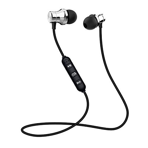 Caroline Philipson XT11 Auriculares deportivos magnéticos Smart Stereo Auriculares inalámbricos deportivos universales auriculares deportivos