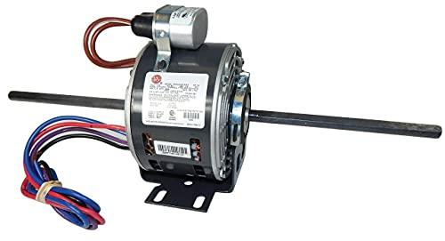 1257 Nidec | 0.167 hp 1450 RPM 3-Speed 115-120V; 5