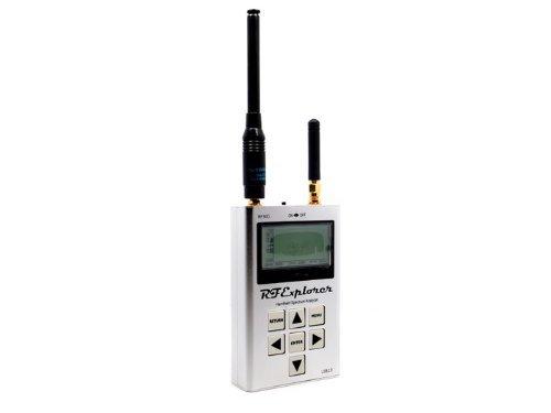 RFandEMF RF Explorer ISM Combo - Analizador de Espectro de Mano