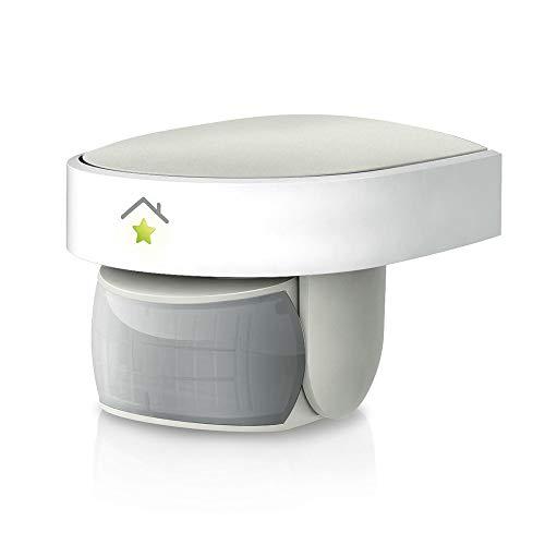 innogy SmartHome Bewegungsmelder (außen) - Bewegungsensor für Garten oder Garage