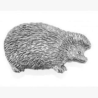 Peltro Hedgehog Pin Badge o Spilla Regalo per Sciarpa, Cravatta, Cappello, Cappotto o Borsa