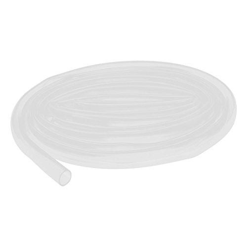 sourcingmap® Tubo 8mm x 10mm in silicone per alimenti, per birra, acqua, aria, lunghezza 2metri