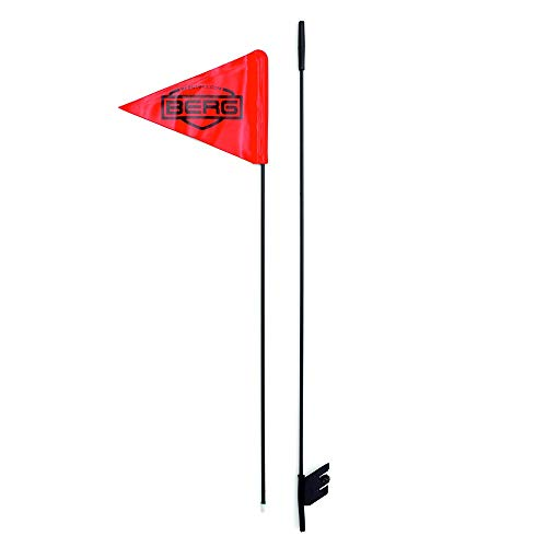 Best Price! Buddy Flag and Fitting Red Boys Girls Plastic