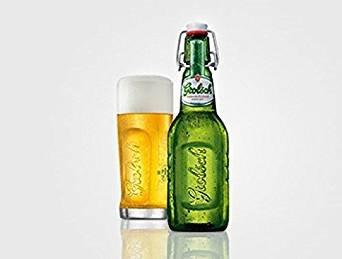 6 Flaschen Grolsch Bier Niederlande 0,45L Bügelflaschen inc. 0,90€ MEHRWEG Pfand