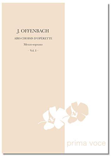 AIRS CHOISIS D\'OPERETTE - Vol II : Mezzo-soprano