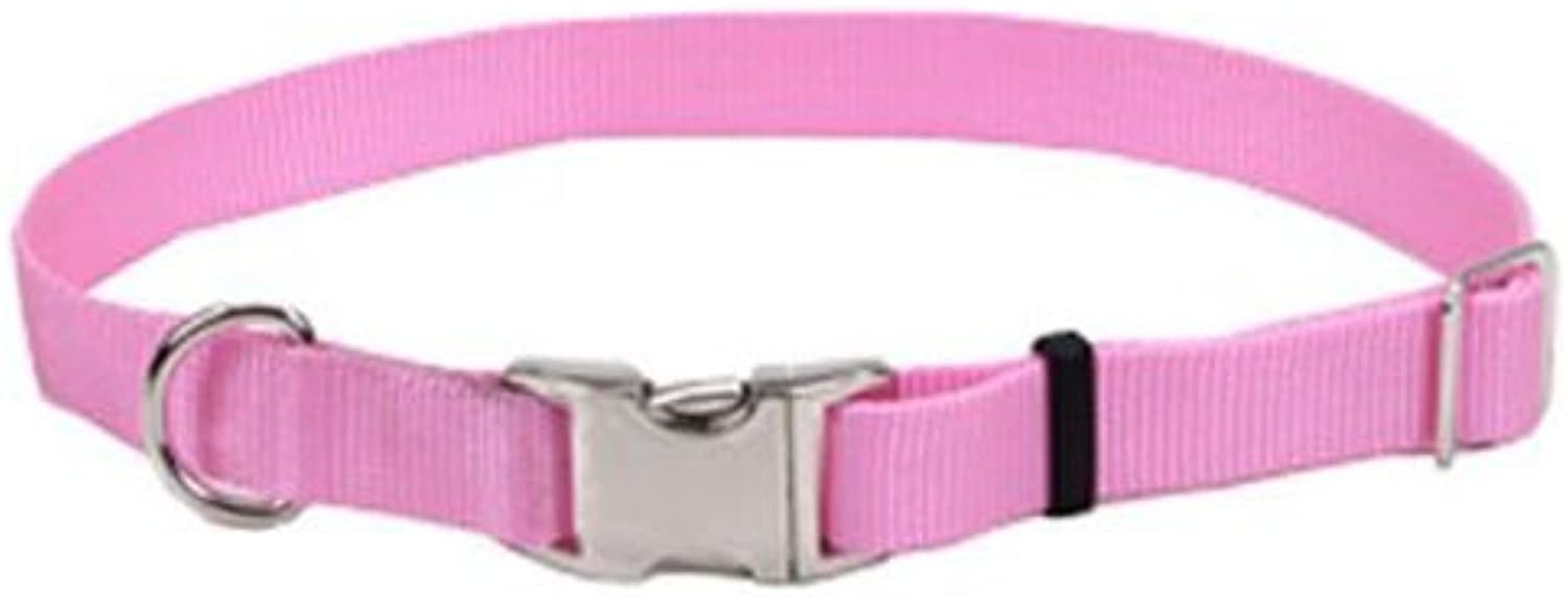 Coastal Pet 61901 A PKB26 Dog Collar, 3 4Inch, Pink