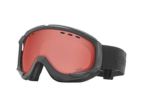 Carrera skibril Crest Sph/us, zwart mat