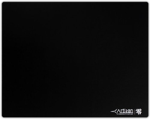 ZERO XSOFT S Black | SAMURAI gaming mouse pad (Made in Japan)