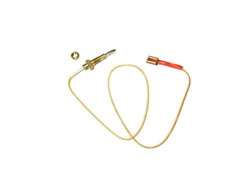 Bartscher Thermoelement für Gasherd mit Mutter Länge 600mm M6x0,75 E011Z83