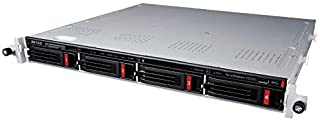 BUFFALO TeraStation 3420RN 4-Bay Rackmount Partially Populated 16TB NAS (2x8TB) NAS Hard Drives Included 2.5GBE