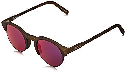 Roxy Minoaka-Gafas De Sol para Mujer, Grey/Grey/Red-Combo, 1SZ