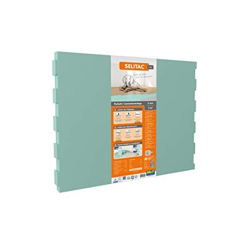 SELITAC 5 mm - Verlegeunterlage für Parkett und Laminat (5 m²)