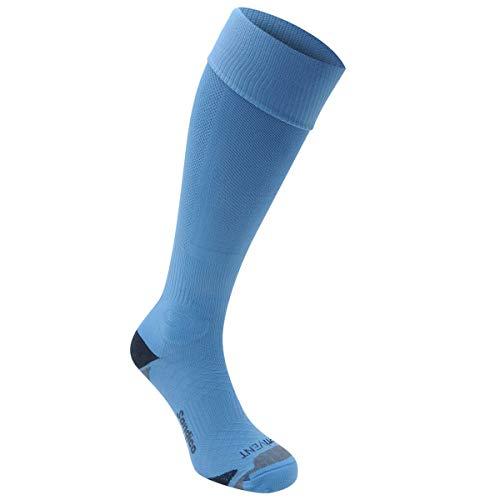 Sondico Men's Elite Soccer Socks Sky 13+