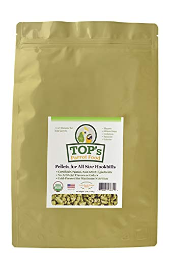 TOP'S Outstanding Bird PELLETS - 4LB