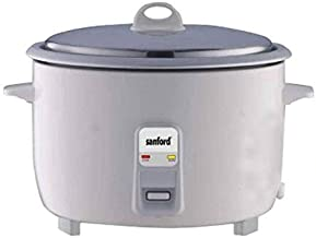 SANFORD RICE COOKER 8.0 LITRE SF2509RC-8.0L BS,Mixed Material