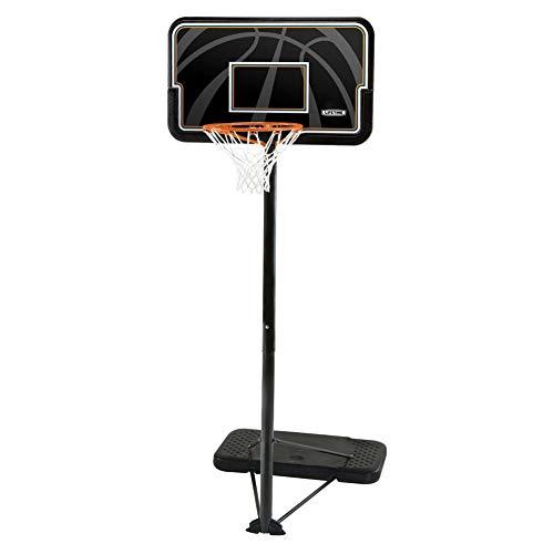 LIFETIME 90632 - Canasta baloncesto resistente altura regulable 229/305 cm UV100