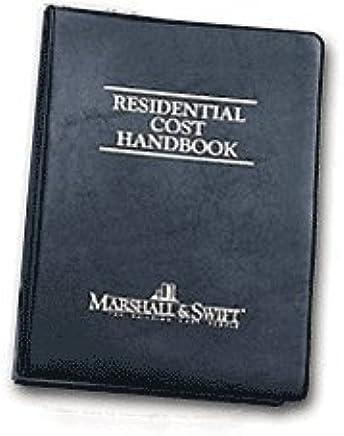 Residential Cost Handbook Marshall Swift 9781568420226