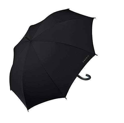 ESPRIT Regenschirme Long AC Regenschirm black