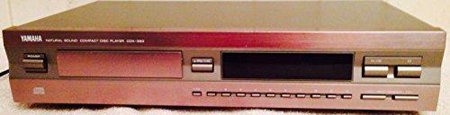 YAMAHA CDX-393 CD-Player Titan