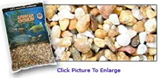 pure water pebbles african cichlid substrates
