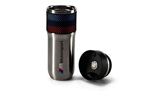 BMW Original M Motorsport Thermobecher Edelstahl - Kollektion 2020/21