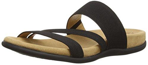 Gabor Shoes 03.702 Damen Pantoletten ,Schwarz (87 schwarz) ,41 EU