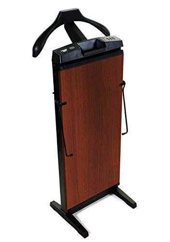 Corby 7700 - Prensa de planchado para pantalones, color marrón