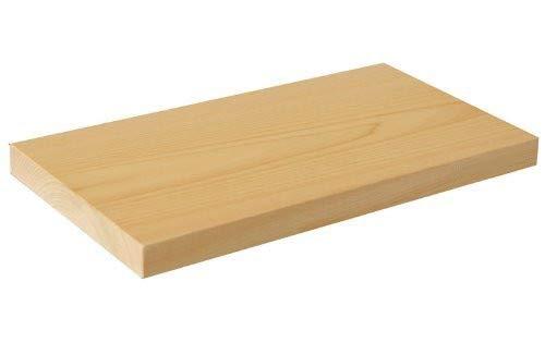 Power of the Wood『国産一枚板 ヒノキのまな板 A型』