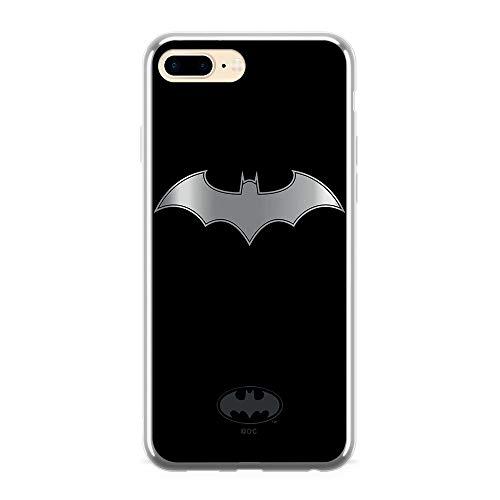 ERT Group Original DC Coque de Protection pour Batman 008 iPhone 7 Plus/8 Plus Multicolore