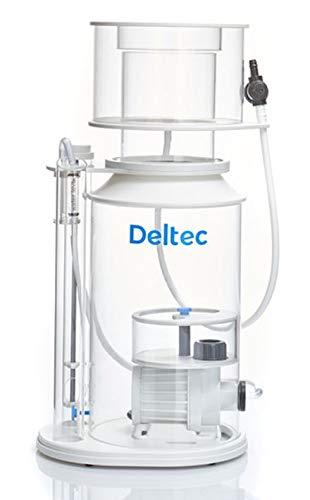 Deltec 2000i Skimmer Abschäumer 24V mit Notüberlauf 1500-2000L Beckenvolumen