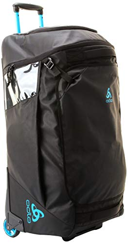 Odlo Duffle Pro Cargo 80 Sac Black FR : Taille Unique (Taille Fabricant : -)