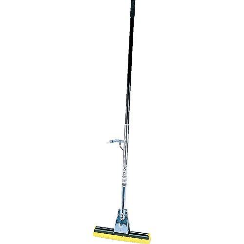 Rubbermaid Commercial Sponge Mop With Steel Handle